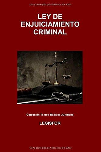 Ley De Enjuiciamiento Criminal: 2.ª Edición . Colección Textos Básicos Jurídicos