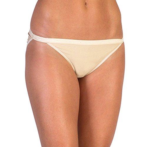 ExOfficio Give-N-Go String Bikini (S - Nude)