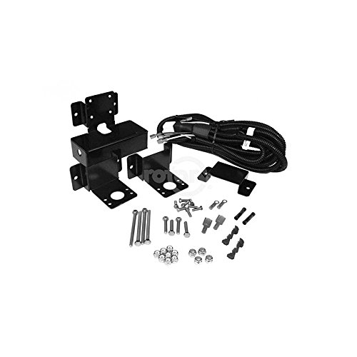 Rotary # 12392 Genuine Jensen Roll Over Protection System Radio Universal Installation Kit for JHD910