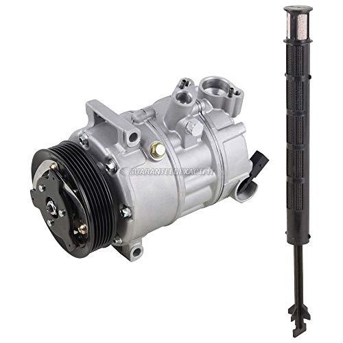 Passat A/c Compressor - AC Compressor w/A/C Drier For VW CC & Passat - BuyAutoParts 60-86481R2 NEW