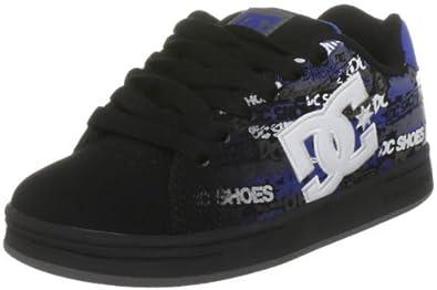 boys dc skate shoes