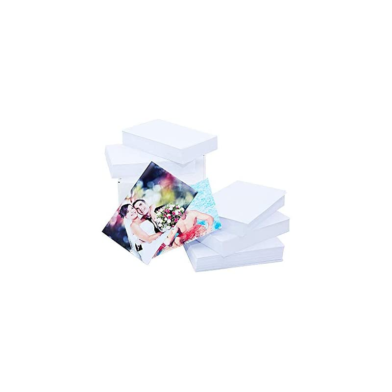 """Glossy Photo Paper 4"""" x 6"""" (500 Sheets),"""