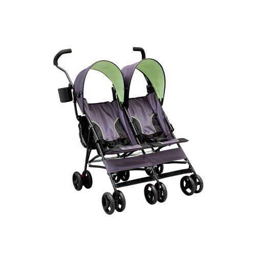 Compact Double Stroller Amazon Com