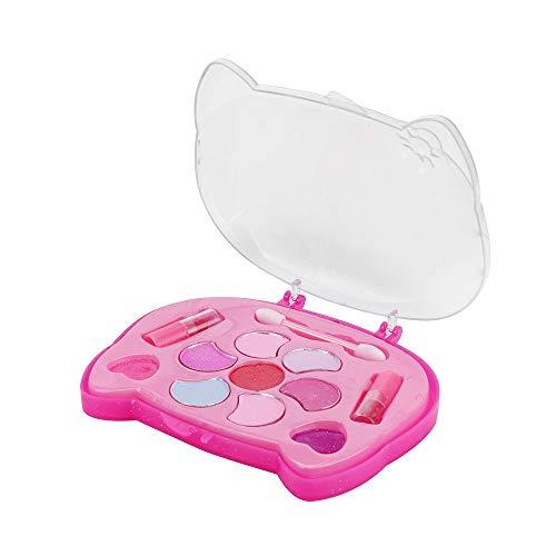 (Lemoning Girl's Pretend Play Toy Princess Makeup Palette Set for Kids Children Non)