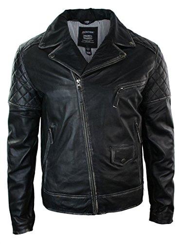 Retro Biker Jacket - 8
