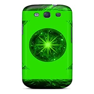 For Galaxy S3 Protector Case Green Lantern Phone Cover