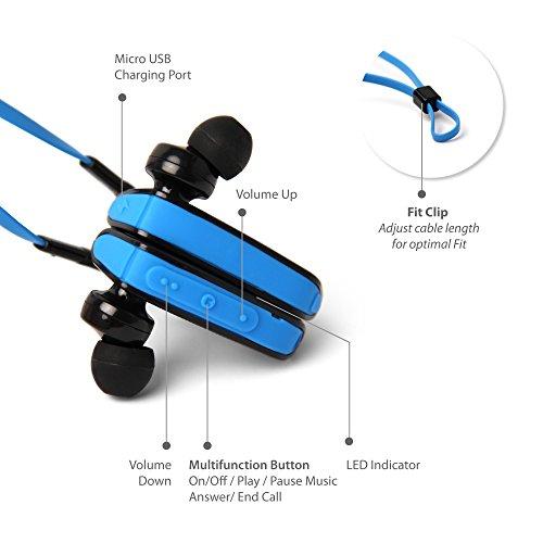 jarv pure fit sport bluetooth earbuds sweatproof rugged import it all. Black Bedroom Furniture Sets. Home Design Ideas