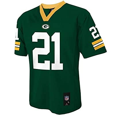 Green Bay Packers Charles Woodson Youth Mid-tier Jersey