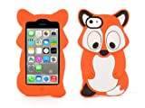 Best Griffin Technology friends phone case - Griffin Fox KaZoo Protective Animal Case for iPhone Review
