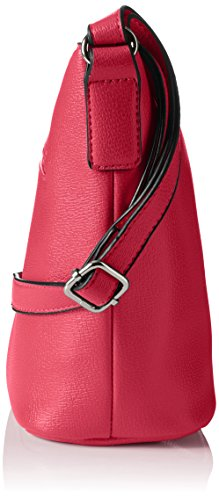 Gerry Weber Rainbow Shoulder Bag V, S - Bolso de Hombro Mujer Rosa - Pink (Pink 303)