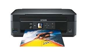 Epson Stylus SX430W - Impresora multifunción (Inyección de tinta, Colour printing, Colour scanning, Negro, Cian, Magenta, Amarillo, 32 ppm, 5760 x 1400 DPI)