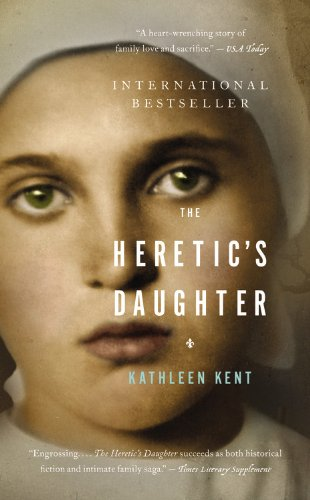 book cover of The Heretic\'s Daughter