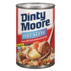 Dinty Moore Beef Stew - Dinty Moore, Beef Stew with Fresh Potatoes & Carrots, 15oz Can (Pack of 6)