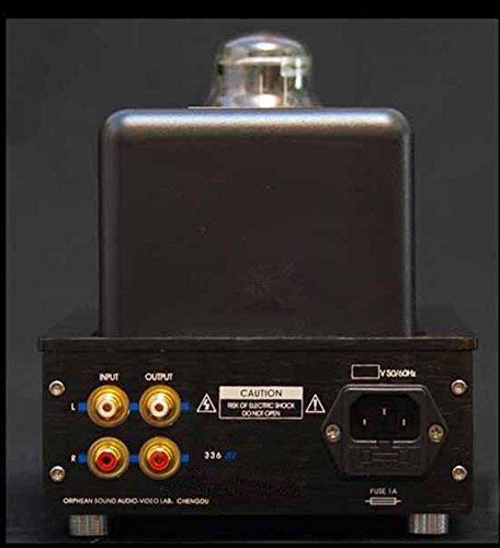 Auriculares GOWE amplificador de válvulas-aseado technics amplificador de auriculares Frecuencia: personalizado 8~20kHz + / - 1dB: Amazon.es: Bricolaje y ...