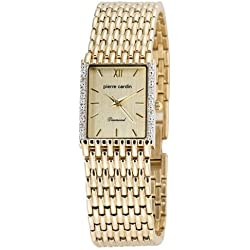 Pierre Cardin Men's Diamond Collection Diamond Accented Watch #PCD2001YC