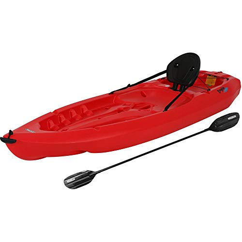 Lifetime Daylite 80 Sit-On-Top Kayak (Paddle Included)