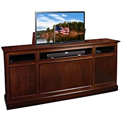 TVLiftCabinet, Inc Suite Brown TV Lift Cabinet