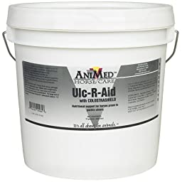 AniMed Ulc-R-Aid Nutritional Supplement for Horses, 10-Pound