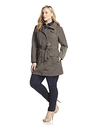 Plus Size Spring Outerwear Fashion Design Style