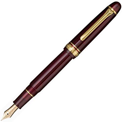Sailor fountain pen in the Promenade fine 11-1031-330 Shining - The In Promenade Stores