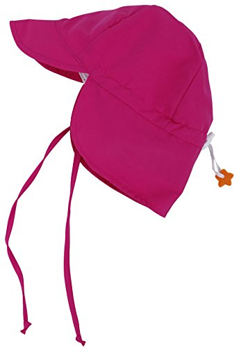 69a6a9dd354bf Simpli Kids UPF 50+ UV Ray Sun Protection Baby Hat w  Neck Flap