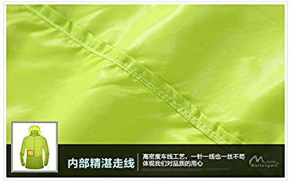 Uglyfrog New Outdoor Sports Men Autumn/&Spring Skin Coat Quick Drying Warm-Keeping Jacket Water-Proof Hardshell 1662