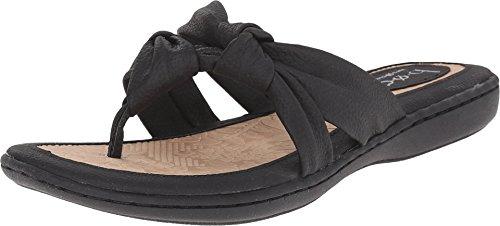b.o.c. Women's Sequin Black Sandal 8 M - Born Black Shoes Shopping Results