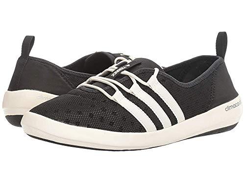 adidas outdoor Women's Terrex Climacool Boat Sleek Water Shoe Black/Chalk White/Matte Silver 7 M - Shoes Outdoor Adidas Women