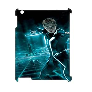 Tron Legacy SANDY0025847 3D Art Print Design Phone Back Case Customized Hard Shell Protection Ipad2,3,4