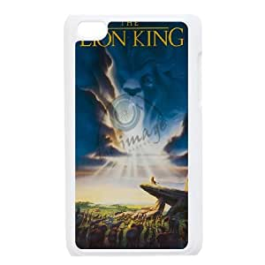 The Lion King for Ipod Touch 4 Cases Phone Case & Custom Phone Case Cover R49A651550