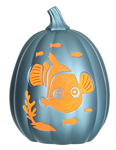 Disney Finding Dory Light Up Pumpkin]()