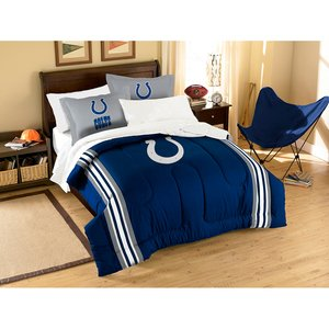 The Northwest Company NFL Indianapolis Colts Comforter with Shams, Twin/Full