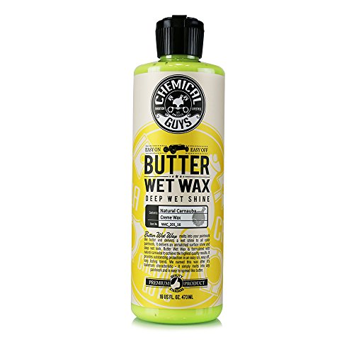 Chemical Guys Vintage Series Butter Wet Wax 473ml Creme Wachs