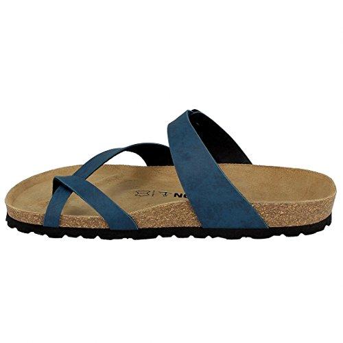 Bayton - Tongs / Sandales - Ba-10397 - Bleu