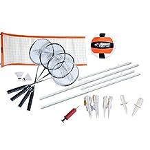 Triumph Sports USA 35-7142 Advanced Badminton/Volleyball Set