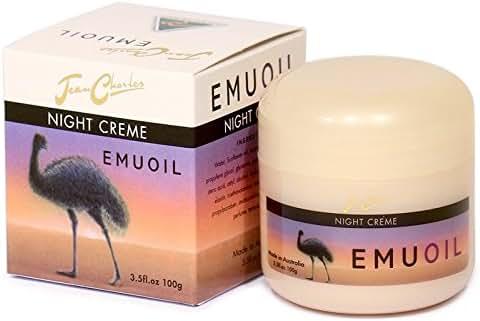 Jean Charles Australian Emu Oil Night Cream