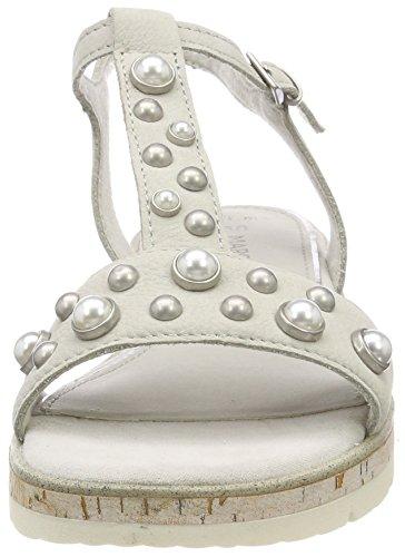 Donna Tozzi Caviglia quartz Con Sandali Alla Premio Grigio 28611 Cinturino Marco Tq8pHnH