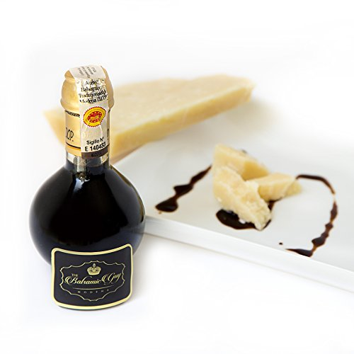 Balsamic Vinegar of Modena Traditional 25 year old DOP certified. Highest score from The Consortium of Modena. Aceto Balsamico Tradizionale Extra Vecchio. On Sale Now. by The Balsamic Guy (Image #8)