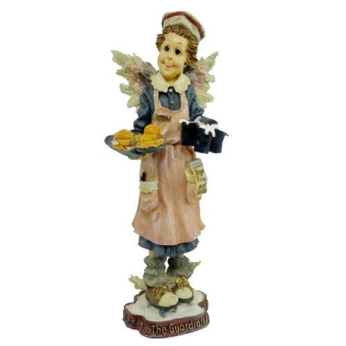 Boyds Bears Folkstone Ms Fries The Guardian Angel of Waitress -