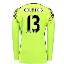 2016-2017 Chelsea Adidas Home Goalkeeper Shirt
