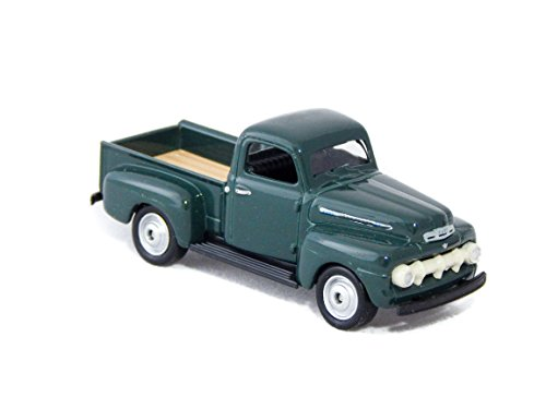 Ford F1 Pick Up Truck 1951 3-inch Toy Car ()