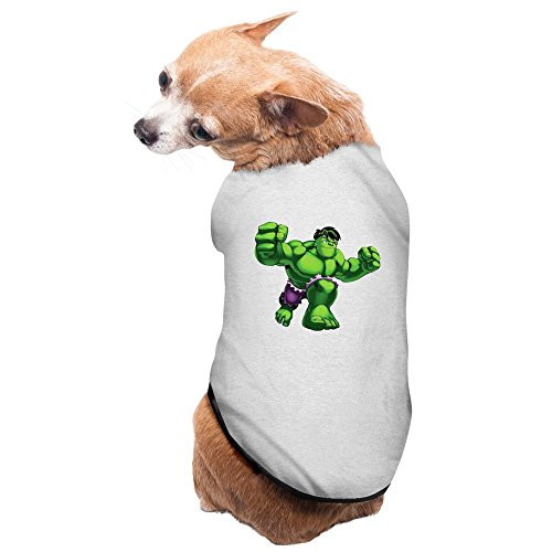 Aip-Yep New Green Strong Giant Puppies And Dog Shirt Gray Size L
