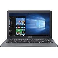 Asus X540LA 15.6 High Performance Laptop PC, Intel i3-5020U Processor, 4GB RAM, 1TB HDD, DVD+/-RW, WIFI, Webcam, HDMI, Windows 10, Silver