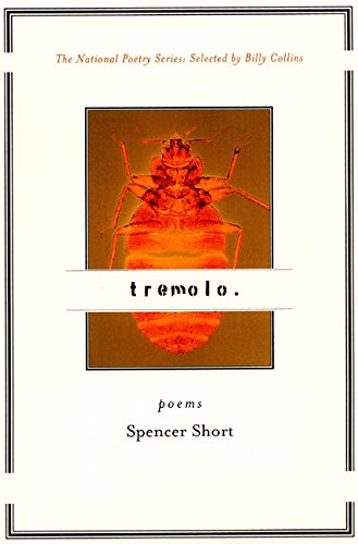 Tremolo: Poems (National Poetry Series)