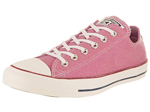 Converse Chuck Taylor All Star Low Top (11 M US Women / 9 M US Men, Light Orchid Stonewash)]()