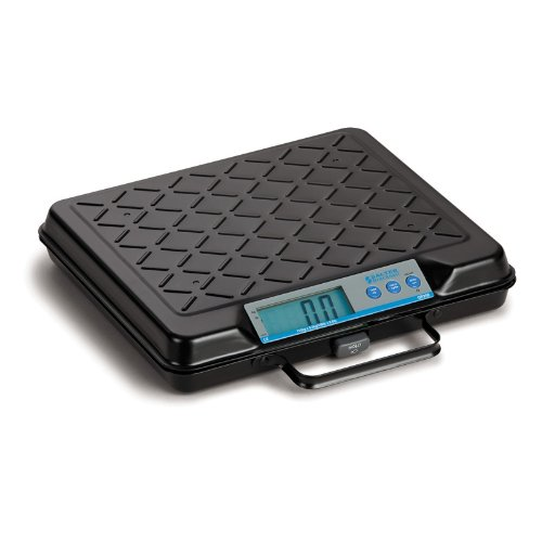 (Salter Brecknell GP100 Electronic General Purpose Bench Scale with LCD Display, 100 lbs Capacity)