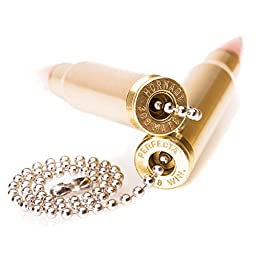 .308 Caliber Light Pull Chain or Fan Pull Chain - Set of 2