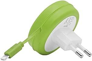 iprotect 2 en 1 cargador/adaptador con cable de carga ...