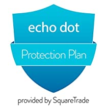 2-Year Protection Plan plus Accident Protection for Echo Dot (2nd Generation, 2016 release) (delivered via e-mail)