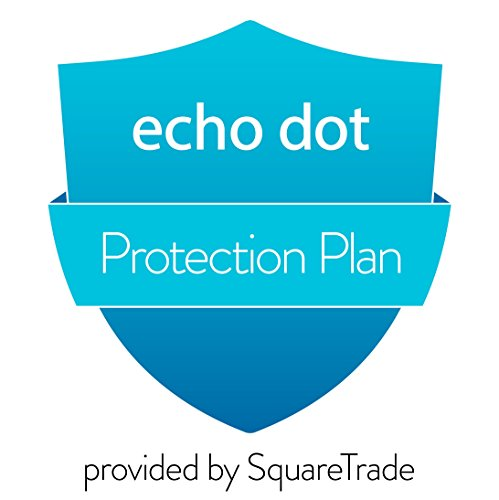 1-Year Protection Plan plus Accident Protection for Echo Dot (2nd Generation, 2016 release) (delivered via e-mail)